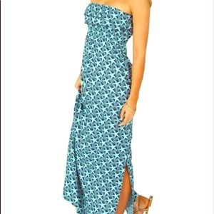 Escapada Beach Resort Clothing Maxi Dress - XS